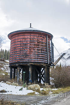 Tim Mulina - Trout Lake Water Tank