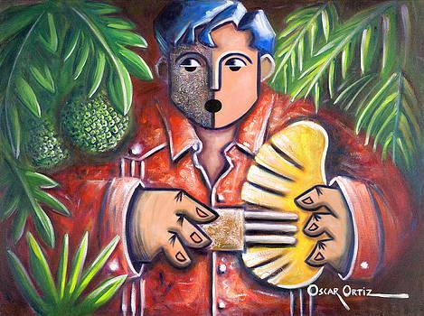 Trovador de la pana by Oscar Ortiz