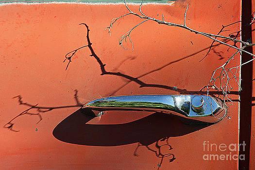 Truck Door by Cindi Ressler