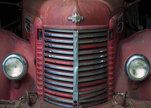 Truck by Kelly E Schultz