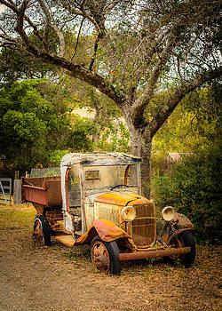 Truck needs a wash by Michael Fahey