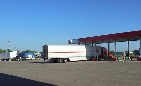 Linda Gonzalez - Truck Stop