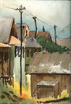 Truckee Alley by Seth Johnson