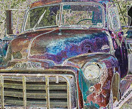 Truckin' With Jesus by Miki  Finn
