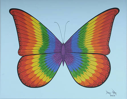 True Colors by Doug Miller