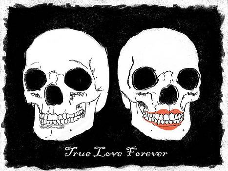 True Love Forever by RG McMahon