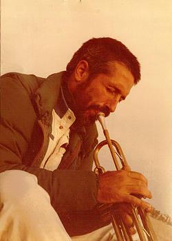 Trumpeter by Shakti Brien