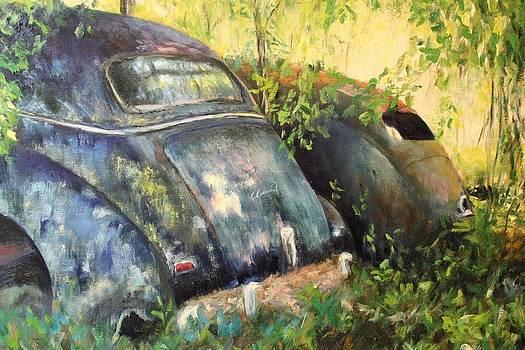 Trunks by Daniel W Green