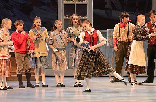 TThe Nutcracker Ballet 5 by Cheryl Cencich