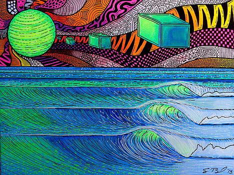 Tube Cubes by Sam Bernal