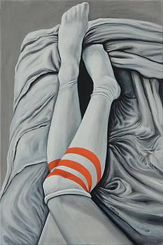 Tube Socks by Dawn Pfeufer
