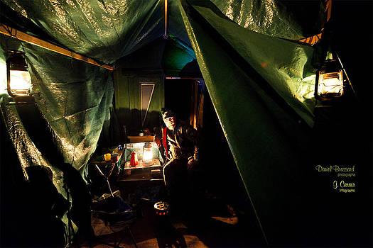 Tubulan Lantern at moose hunting by Gino Carrier