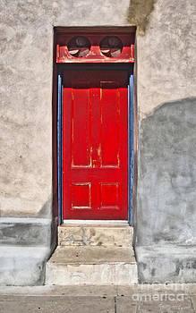 Gregory Dyer - Tucson Arizona Red Door