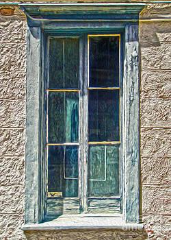 Gregory Dyer - Tucson Arizona Window