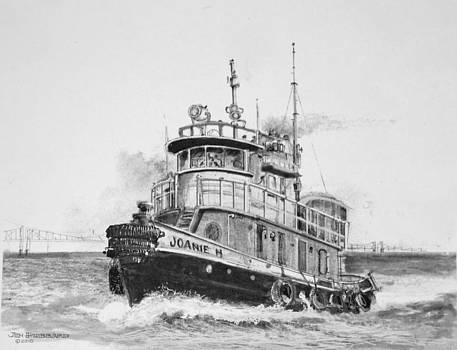 Jim Hubbard - Tug Boat