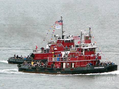 Christine Stack - Tugboats at Portland Harborfest
