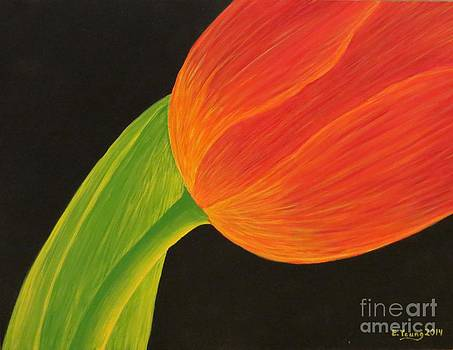 Tulip by Emily Young