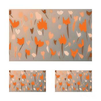 Tulip Twirls by Cindy McClung