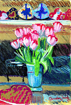 Candace Lovely - Tulips and Valentines