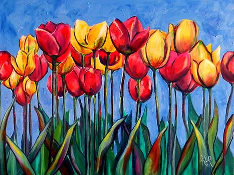 Tulips by Art by Kar
