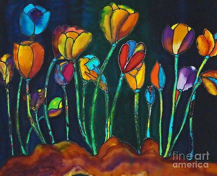 Tulips by Diane Maley