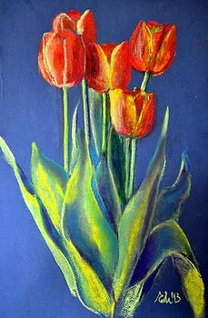 Tulips by Elena Malec