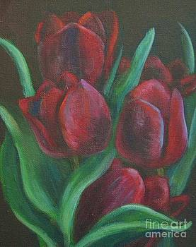 Tulips by Jana Baker
