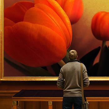 Tulips by Martin Billings