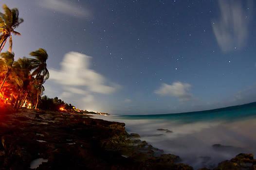 Tulum beach by Joep K