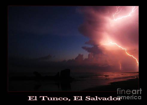 Tunco Card El Agua Viene by Stav Stavit Zagron