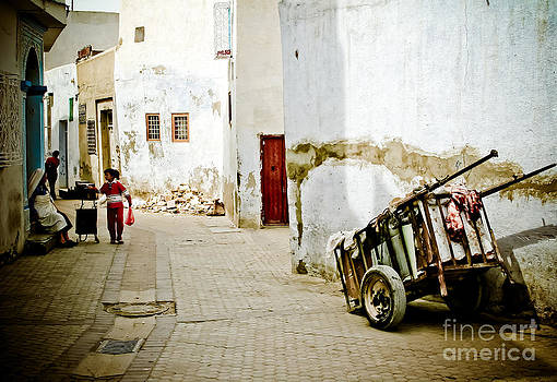 Tunisian Girl by John Wadleigh
