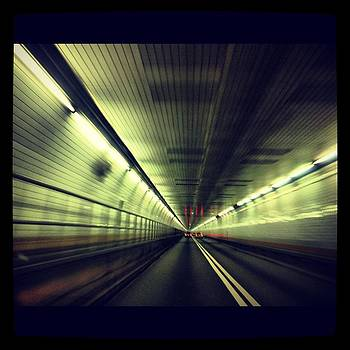 Tunnel speed by Nick Melillo