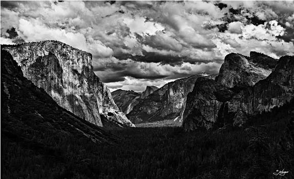 Jan Hagan - Tunnel View at Yosemite