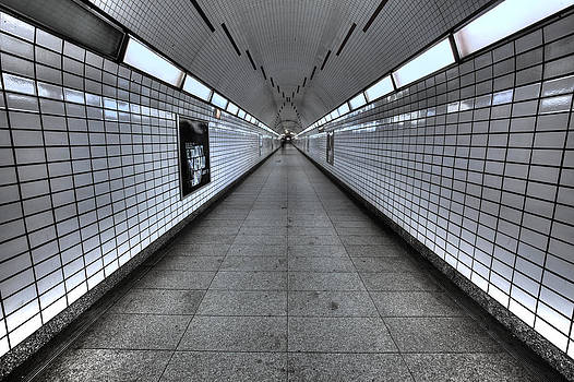 Tunnel Vision by Tom Blakely