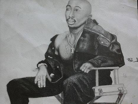 Tupac by Abass Shereef