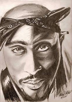 Tupac by Michael Mestas