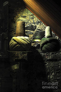 turbans of Dervishes by Bener Kavukcuoglu