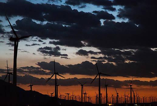 John Daly - Turbine Sunset