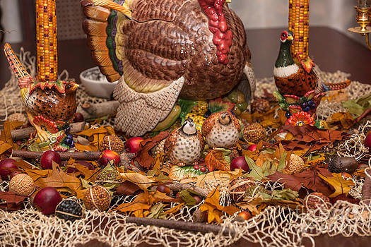 Dale Powell - Turkey Decorations