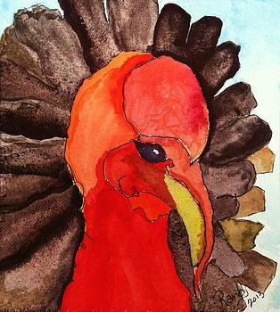 Turkey in Waiting by Rand Swift