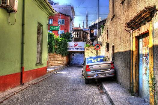 Turkish Side Street by Mark Alexander