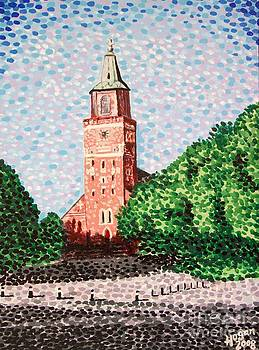 Alan Hogan - Turku Cathedral