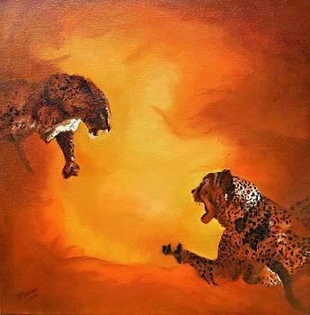 Turmoil by Maris Sherwood