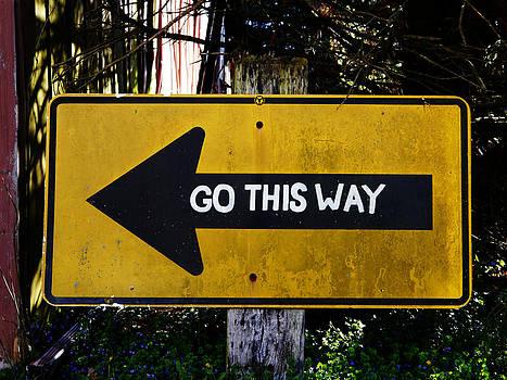 Richard Reeve - Turn Left
