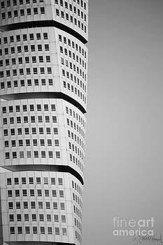 Turning Torso by Miso Jovicic