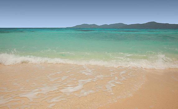 Susan Rovira - Turquoise Waters