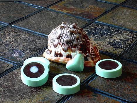 Anastasiya Malakhova - Turquoise Soap Slices