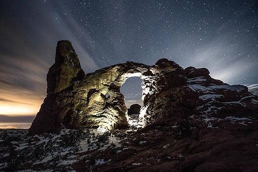 Turret Arch by Dean Chytraus
