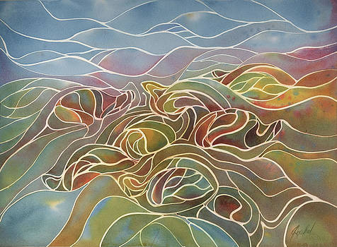 Turtles II by Johanna Axelrod