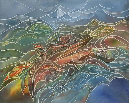 Turtles by Johanna Axelrod